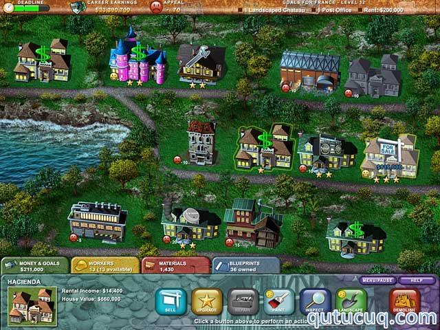 Build-a-lot 3: Passport to Europe ekran görüntüsü