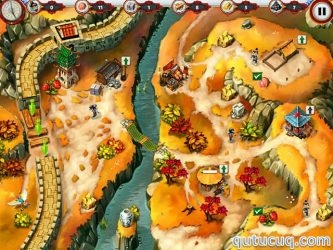 Building the Great Wall of China 2 Platinum Edition ekran görüntüsü
