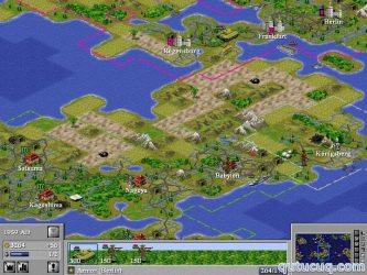 C-Evo ekran görüntüsü
