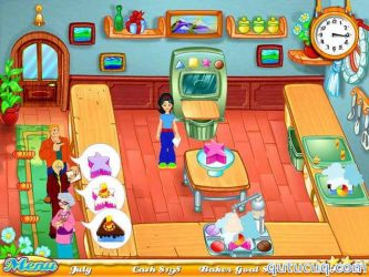 Cake Mania ekran görüntüsü