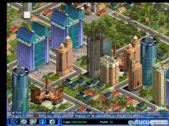 Capitalism II ekran görüntüsü