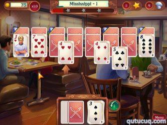 Chef Solitaire: USA ekran görüntüsü