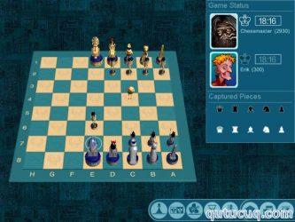 Chessmaster Challenge ekran görüntüsü