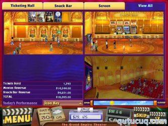 Cinema Tycoon 2: Movie Mania ekran görüntüsü
