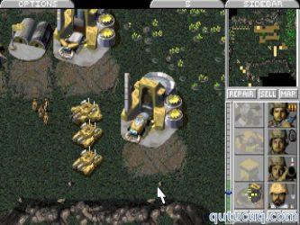 Command and Conquer Gold ekran görüntüsü