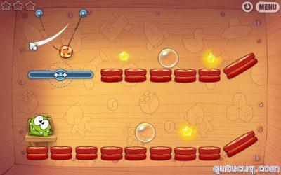 Cut the Rope ekran görüntüsü