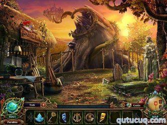 Dark Parables: Jack and the Sky Kingdom ekran görüntüsü