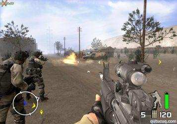 Delta Force Black Hawk Down ekran görüntüsü