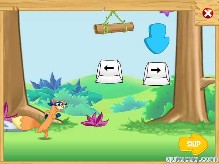 Dora the Explorer: Swiper's Big Adventure! ekran görüntüsü
