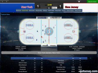 Eastside Hockey Manager ekran görüntüsü