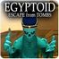 Egyptoid - Escape from Tombs logo