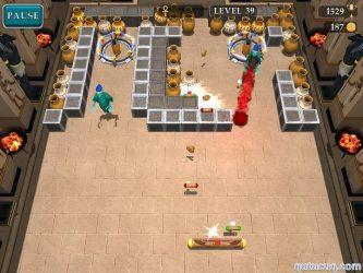 Egyptoid – Escape from Tombs ekran görüntüsü