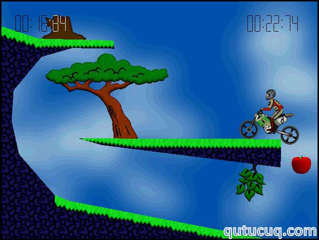 Elasto Mania ekran görüntüsü