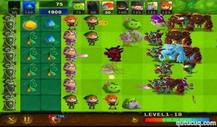 Elves vs Goblins Defender ekran görüntüsü