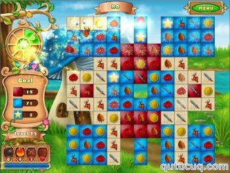 Fairyland Match ekran görüntüsü