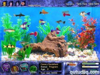 Fish Tycoon ekran görüntüsü