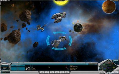 Galactic Civilizations 2 ekran görüntüsü