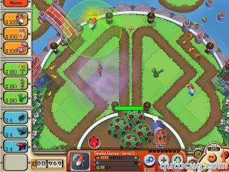 Garden Defense ekran görüntüsü