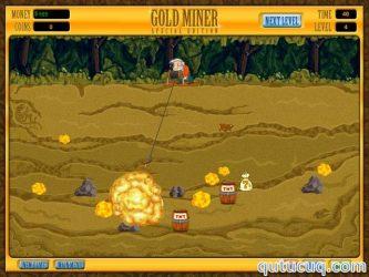 Gold Miner Special Edition ekran görüntüsü