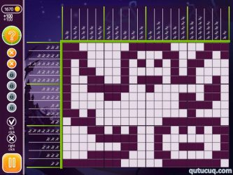 Halloween Riddles: Mysterious Griddlers ekran görüntüsü
