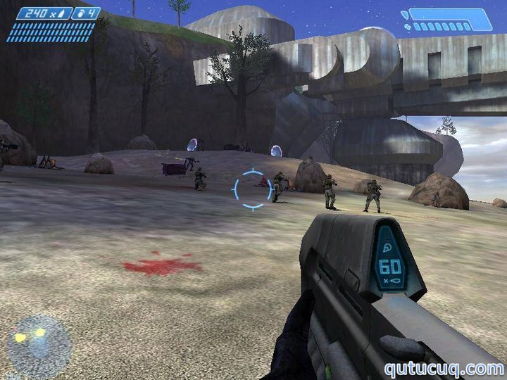 Halo: Combat Evolved ekran görüntüsü