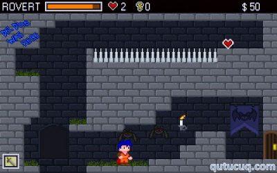 Hasslevania: The Quest for Shuteye ekran görüntüsü