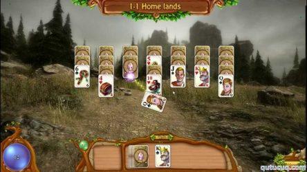 Heroes of Solitairea ekran görüntüsü