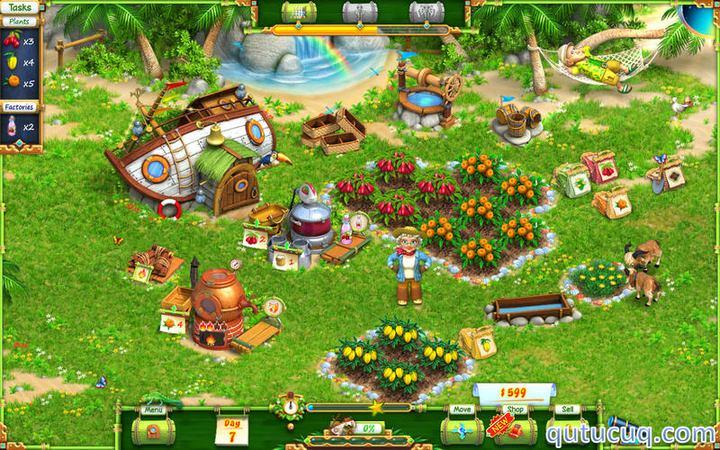 Hobby Farm ekran görüntüsü