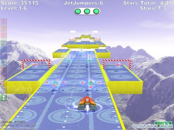 Jet Jumper ekran görüntüsü