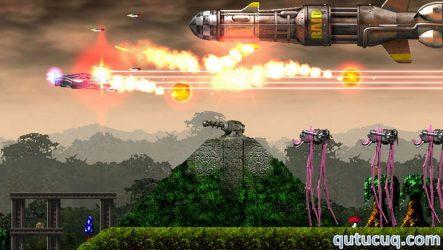 Jets N Guns ekran görüntüsü