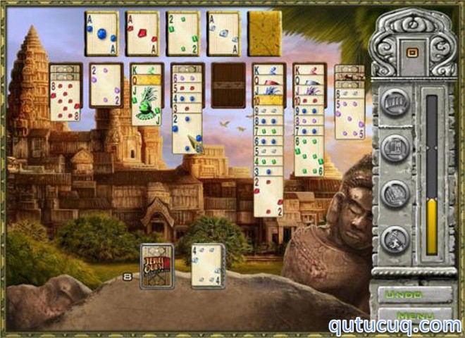 Jewel Quest Solitaire 3 ekran görüntüsü
