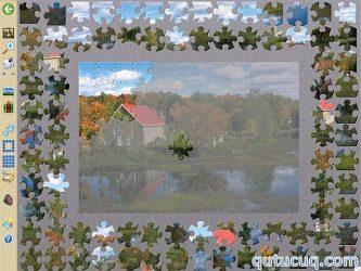 Jigsaws Galore ekran görüntüsü