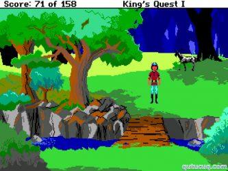 King's Quest 1 ekran görüntüsü