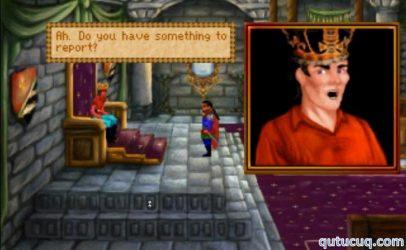 King's Quest 2: Romancing the Throne ekran görüntüsü