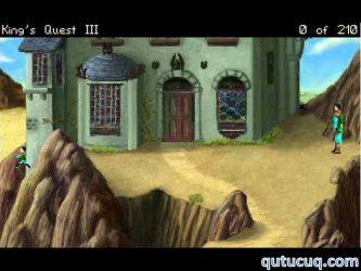 King's Quest 3 ekran görüntüsü