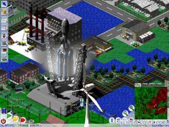 LinCity ekran görüntüsü