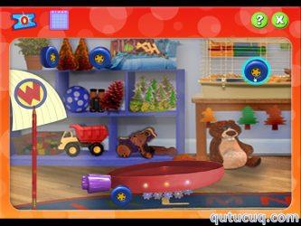 Nick Jr. Bingo ekran görüntüsü