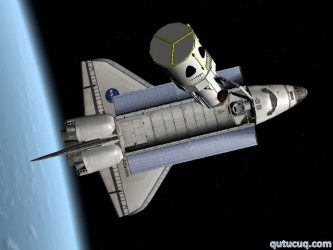 Orbiter Space Flight Simulator ekran görüntüsü
