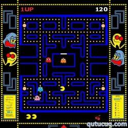 Pac-Man ekran görüntüsü