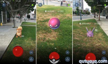 Pokemon Go ekran görüntüsü
