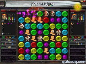Puzzle Quest ekran görüntüsü