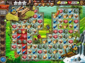 Silver Tale ekran görüntüsü