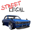 Street Legal Racing - Redline logo