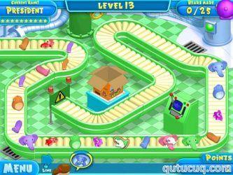 Teddy Factory ekran görüntüsü