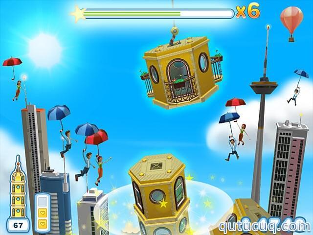 Tower Bloxx Deluxe ekran görüntüsü