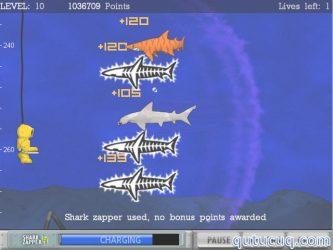 Typer Shark Deluxe ekran görüntüsü