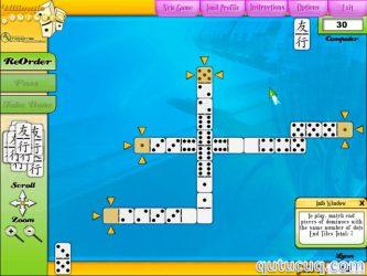 Ultimate Dominoes ekran görüntüsü