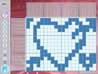 Valentine's Day Griddlers ekran görüntüsü