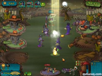 Vampires Vs Zombies ekran görüntüsü