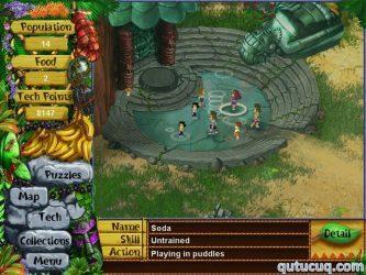 Virtual Villagers 2: The Lost Children ekran görüntüsü
